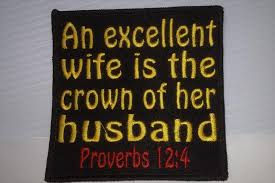 wife crown of her husband
