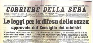 Corriere_testata_1938 2015