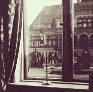 hanukkah nazism