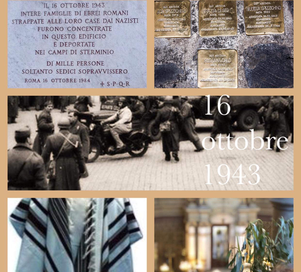 16 ottoibre 1943